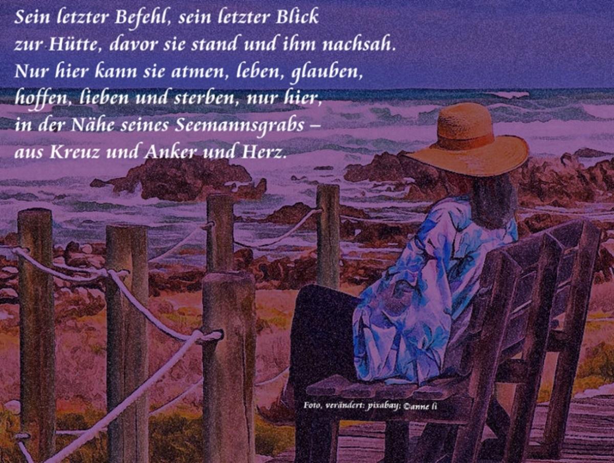 Die Alte Frau Und Das Meer Gedichte Liebesgedichte